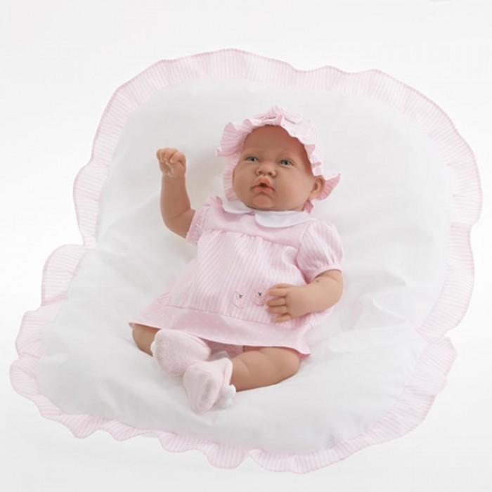 Кукла-младенец Эрика в розовом Antonio Juans Munecas (Куклы Антонио Хуан)
