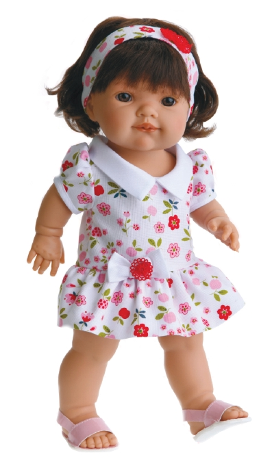 Кукла Франциска Antonio Juans Munecas (Куклы Антонио Хуан)