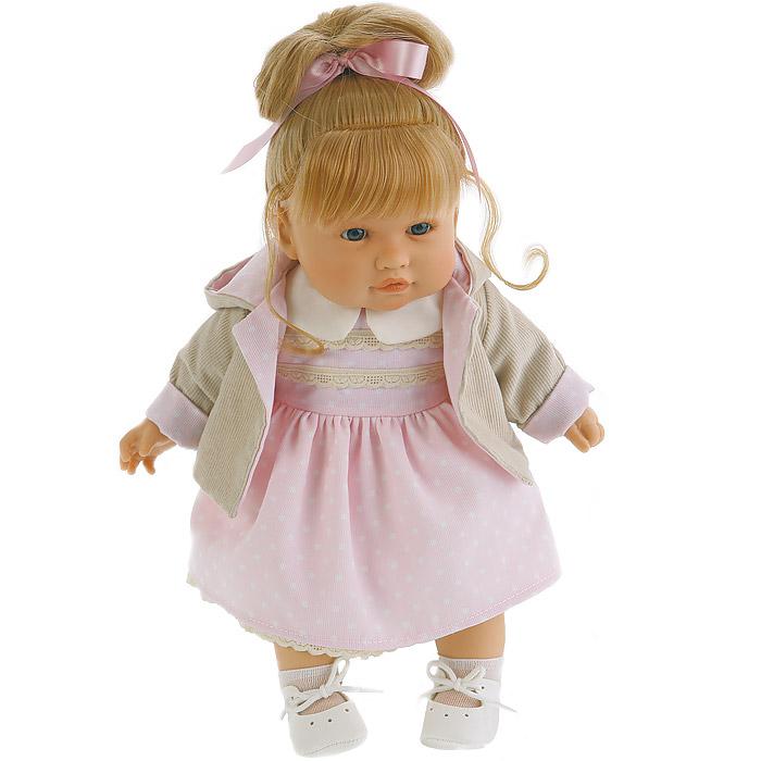 Кукла Вероника блондинка, озвучена Antonio Juans Munecas (Куклы Антонио Хуан)