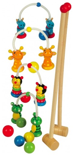Игра Крикет Мир деревянных игрушек