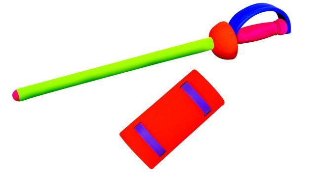 Игрушка Рыцарский меч SafSof (СафСоф)