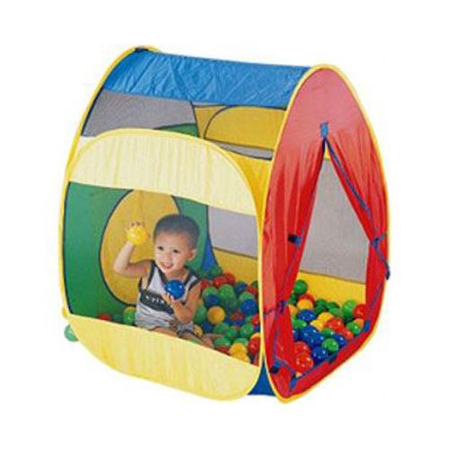 Игровой домик с мячиками (100шт.) Дети