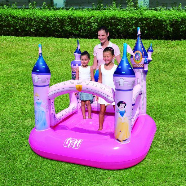 Надувной игровой центр Замок принцессы DISNEY BESTWAY (Бествей)