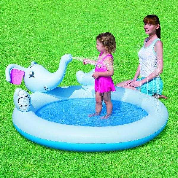 Детский надувной бассейн Слоненок BESTWAY (Бествей)