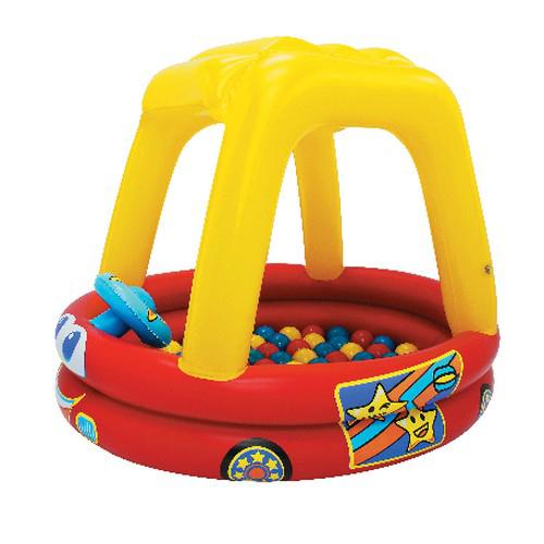"""Надувной игровой центр Moose Mountain (Муз Маунтин)с шарами """"Машинка"""""""