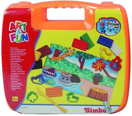 Набор пластилин и аксессуары для творчества Simba (Симба)