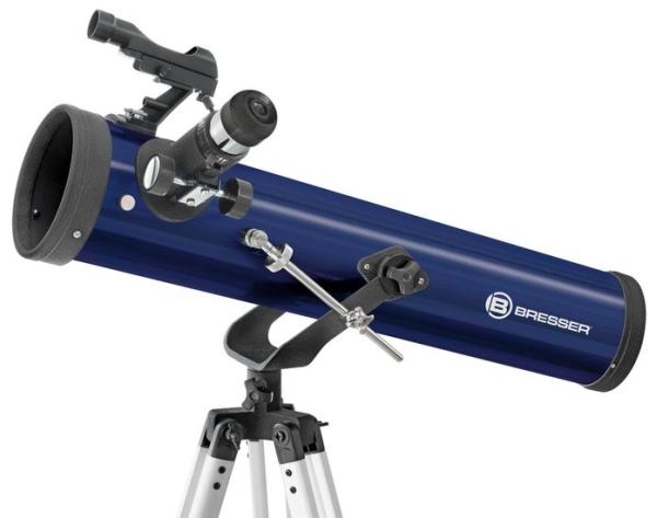 Телескоп Reflector 76/700 (с кейсом) Bresser JUNIOR (Брессер Джуниор)