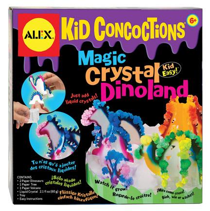 Магический кристалл Диноленд, Alex (Алекс)
