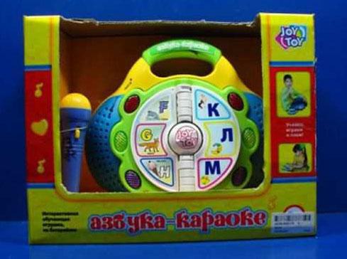 """Обучающая игрушка """"Азбука-караоке"""", Joy Toy (Джой Той)"""