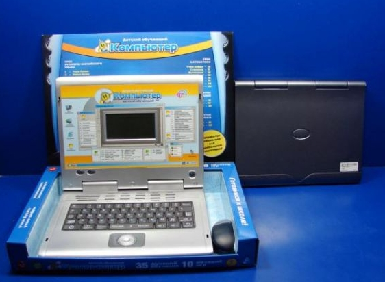 Обучающий компьютер EV8687