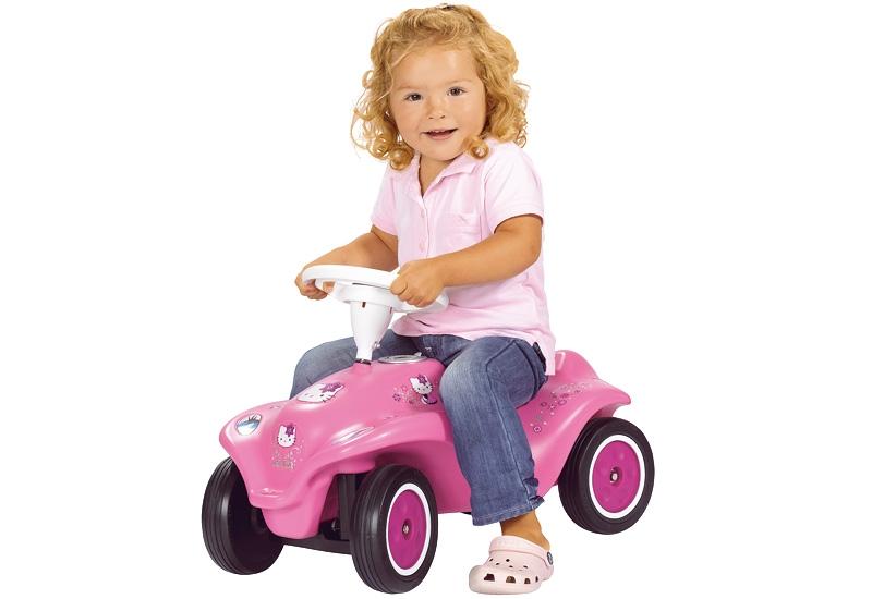 Детская машина каталка Бобби Hello Kitty BIG (БИГ)