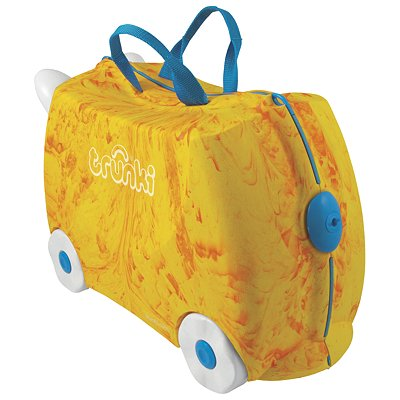 Чемодан-каталка trunkisaurus Trunki (Транки)