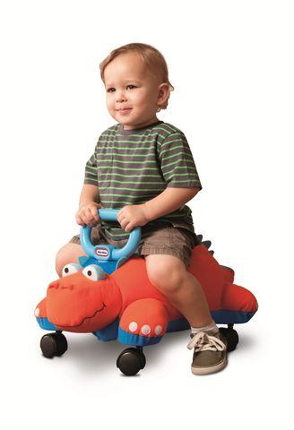 Игрушка каталка мягкая Динозавр Little Tikes (Литл Тайкс)