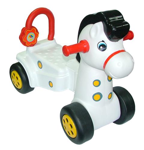 Детская игрушка-каталка пони Соня Полесье (Polesie)
