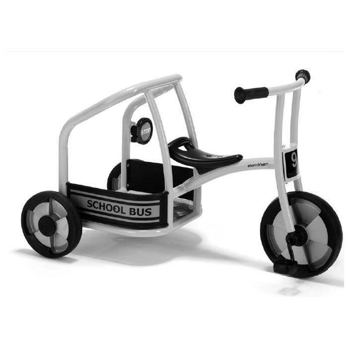 Детский трехколесный велосипед Школьный автобус Winther (Уинзер)