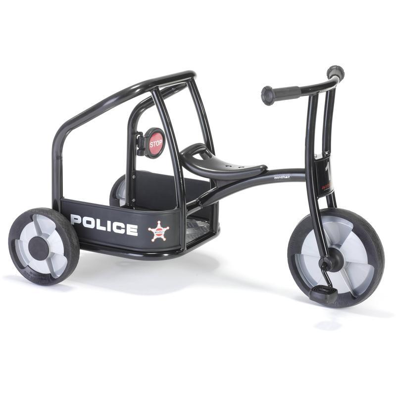 Детский трехколесный велосипед Полиция Winther (Уинзер)
