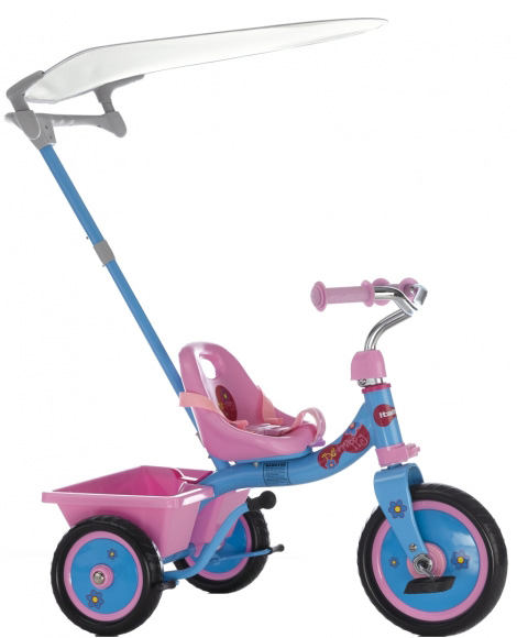 "Трехколесный велосипед ItalTrike ""Be Happy 2180″"