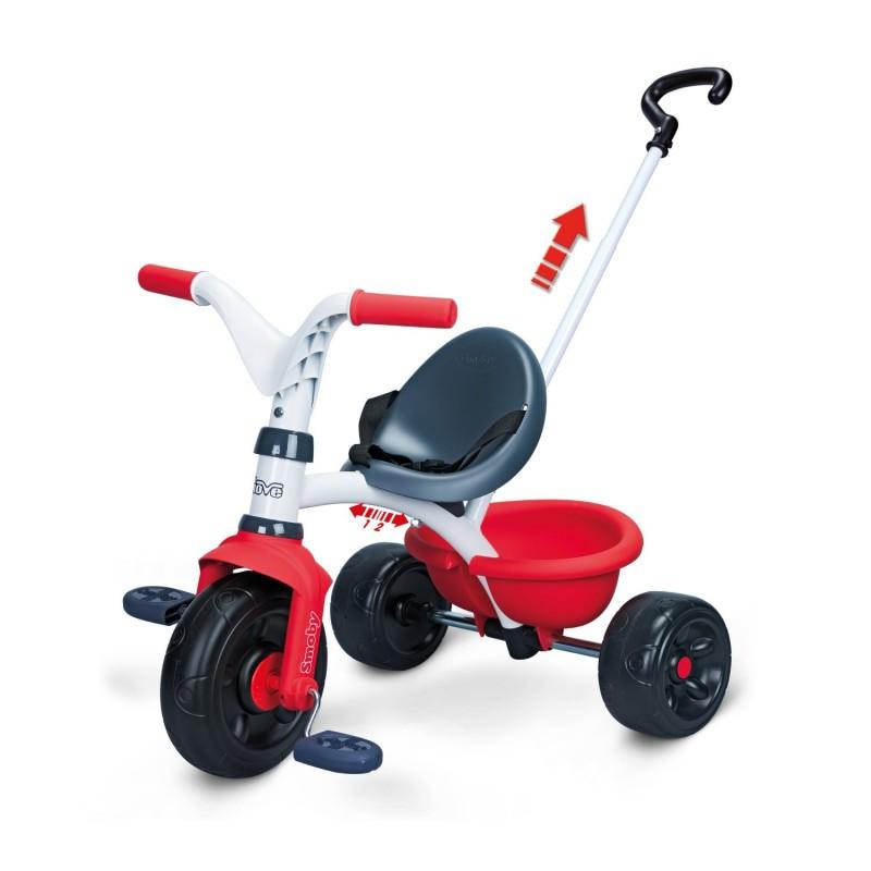 Трехколесный велосипед Be Move, Smoby (Смоби)