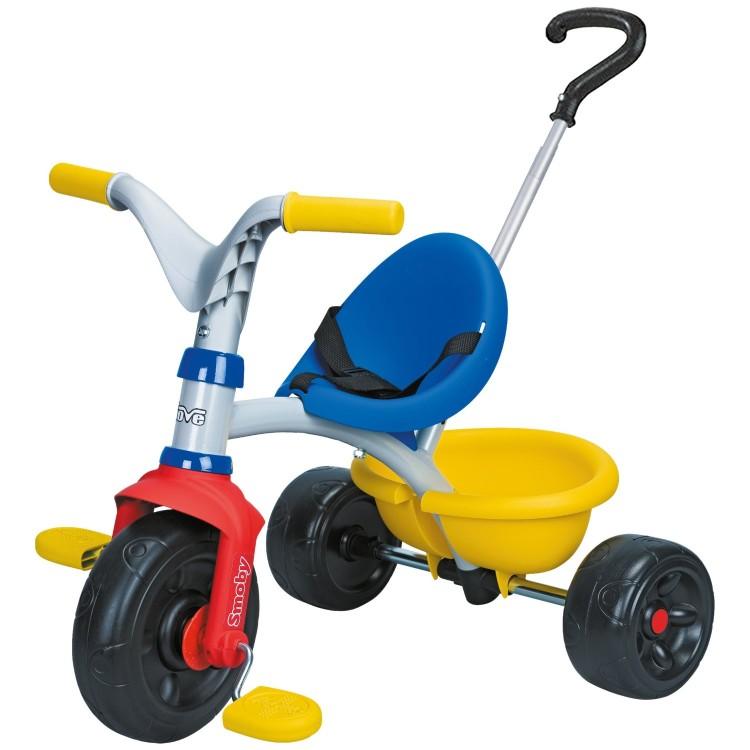 Трехколесный велосипед Be Move Smoby (Смоби)