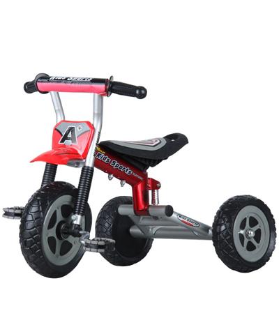 Детский трехколесный велосипед NeoTrike Spider  (Неотрайк Райдер)  красный