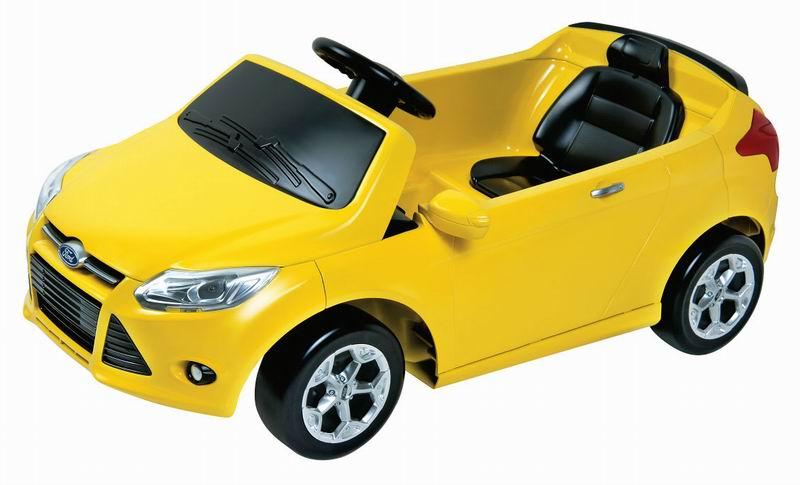 Детский электромобиль FORD FOCUS Bugati (Бугати)