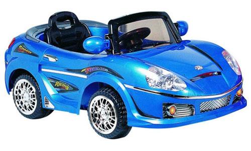 Машина Bugati (Бугати) на аккумуляторе (синяя)