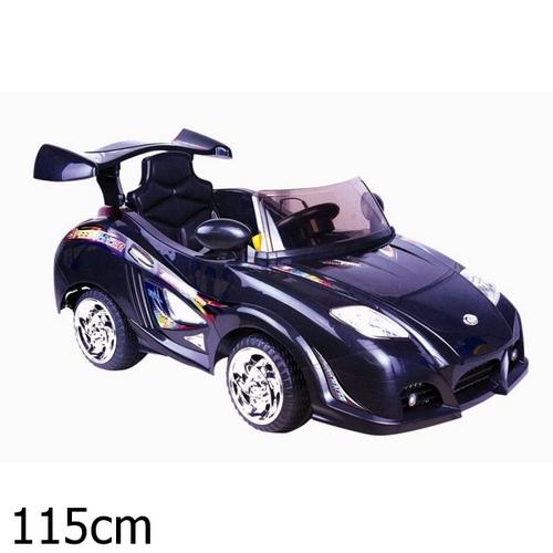 Спортивный электромобиль Bugati (Бугати) EC-27 черный