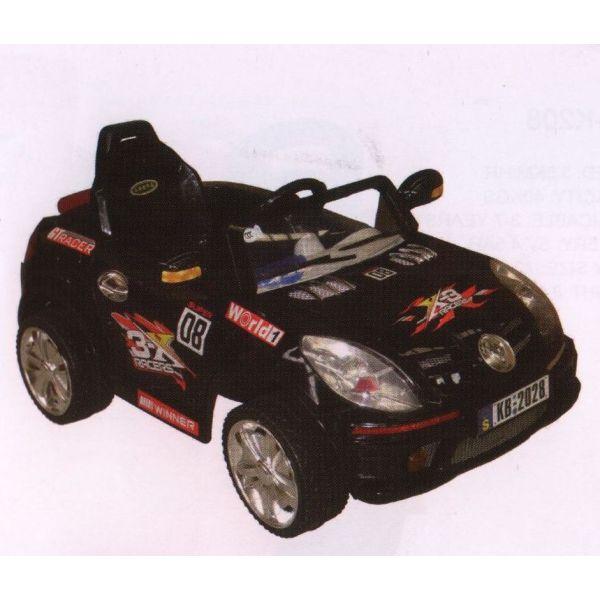 Электромобиль Bugati (Бугати) Tracer черный