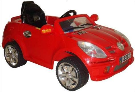 Машина Bugati (Бугати) красная