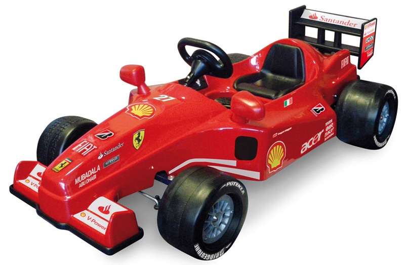 Электромобиль Ferrari Feber (Фебер)