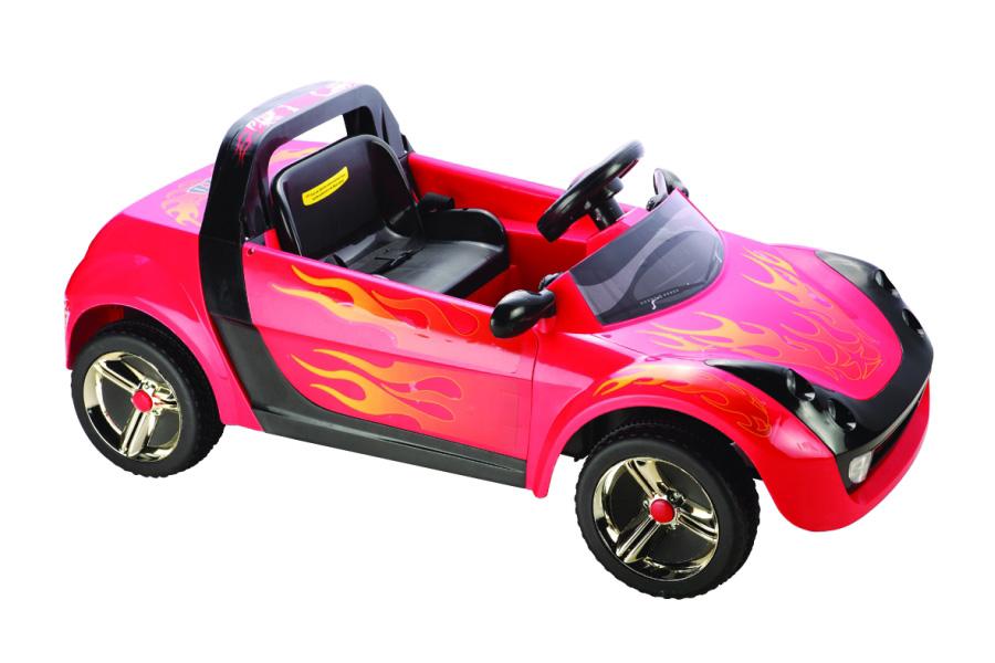 Детский электромобиль NeoTrike Racer (Неотрайк Рейсер) красный