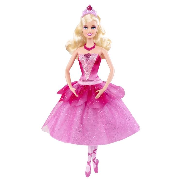 Кукла-балерина Прима Mattel (Маттел)