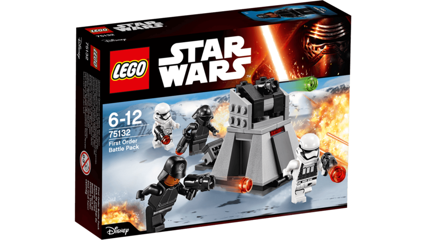 """Конструктор LEGO """"Star Wars. Confidential Battle pack Episode 7 Villa. Боевой набор Первого ордена"""""""