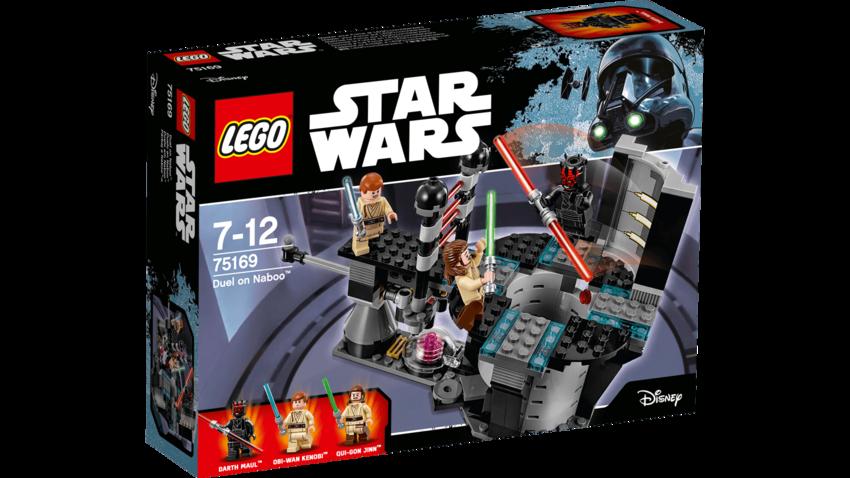 Битва за Набу Lego Star Wars (Лего Звездные войны)