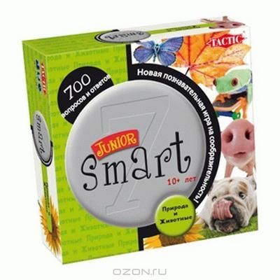 "Игра-викторина ""Smart 7. Природа и животные"""