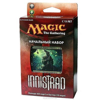 """Magic the Gathering: Иннистрад. Начальный набор """"Смертельное Господство"""""""