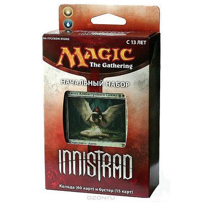"""Magic the Gathering: Иннистрад. Начальный набор """"Легионы Призраков"""""""