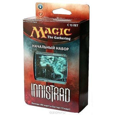 """Magic the Gathering: Иннистрад. Начальный набор """"Неземной Натиск"""""""