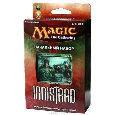 "Magic the Gathering: Иннистрад. Начальный набор ""Противостояние Темноте"""