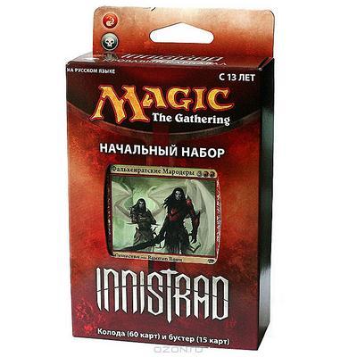 """Magic the Gathering: Иннистрад. Начальный набор """"Кровавый Карнавал"""""""
