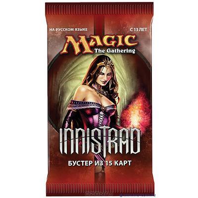 Magic the gathering иннистрад бустер из 15 карт