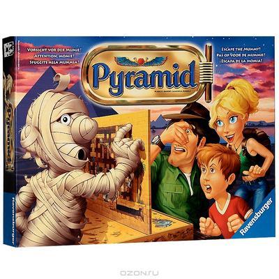 """Настольная игра """"Пирамида. Проклятие Мумии"""""""