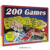 200 Игр. Набор настольных игр
