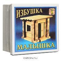 """Конструктор """"Избушка-малышка"""", 75 элементов"""