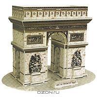 Триумфальная арка (Париж). Модель для сборки, 27 элементов