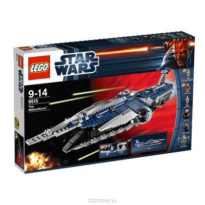 9515 Lego: Зловещий
