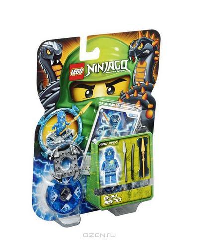 9570 Lego: Энерджи Джей