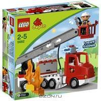5682 Lego: Пожарный грузовик