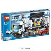 7288 Lego: Выездная полиция