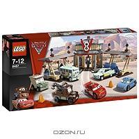 8487 Lego: Кафе У Фло